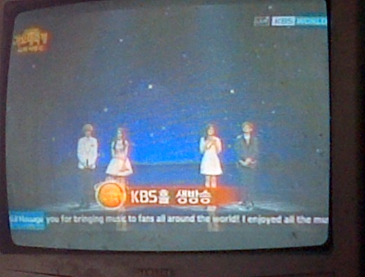 Niel, Jieun, Eunji, Yoseob